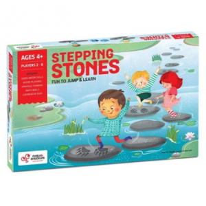 Stepping Stones Kids Board Game