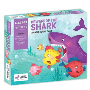 Beware of the Shark Kids Board Game