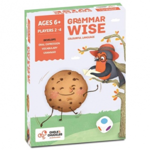 Grammar Wise Kids Board Game