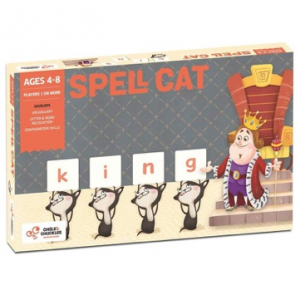Spell cat Kids Board Game