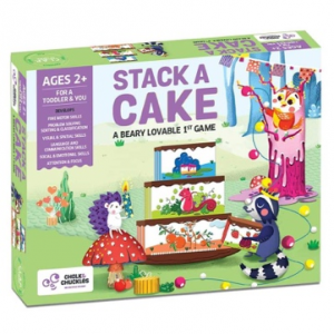Stack A Cake Kids Board Game